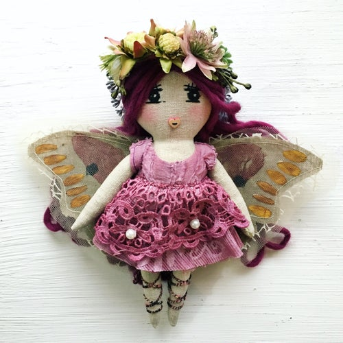 Image of Seedling Fig Doll {Mini}