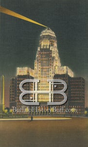 Image of Buffalo - City Hall by Illumination
