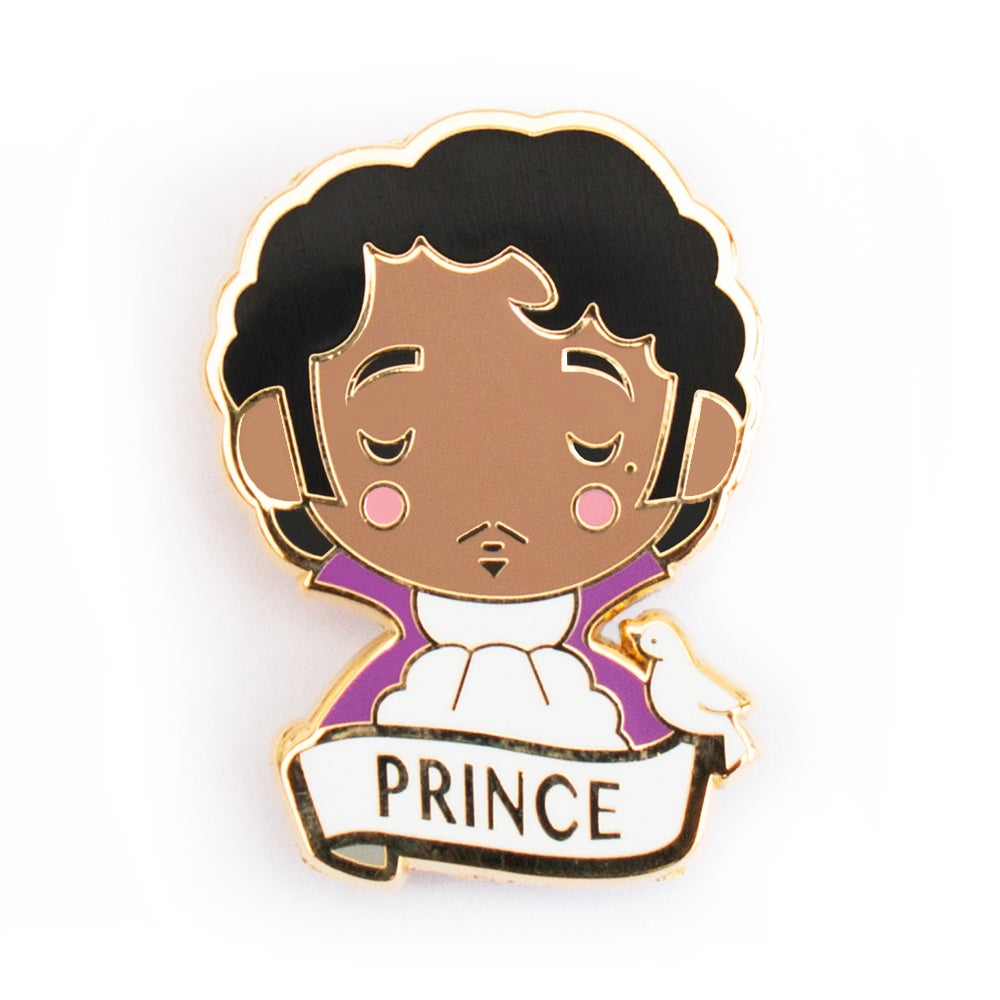 Image of PRINCE BROOCH