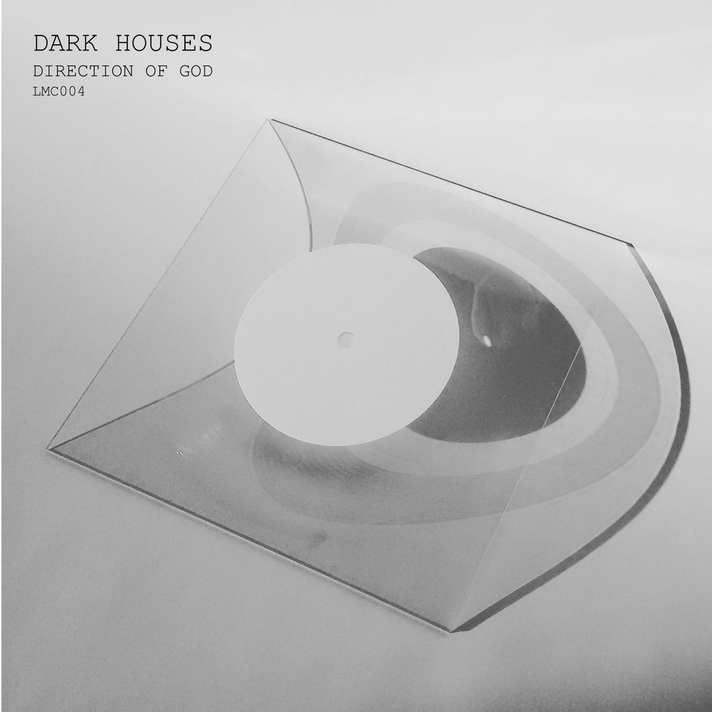 """Image of Dark Houses - Direction of God *SQUARE 7""""*"""