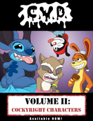 Image of CVD: Vol 2 - Cockyright Characters