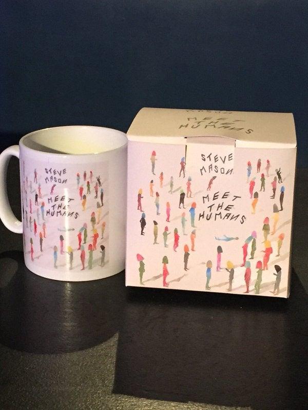Image of Meet The Humans Mug