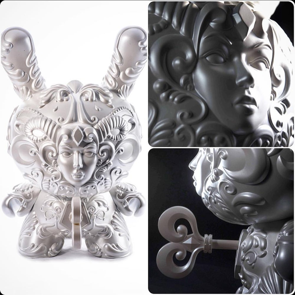 """Image of AP Dunny 20"""" """"It's a FAD""""  Pearlescent version"""