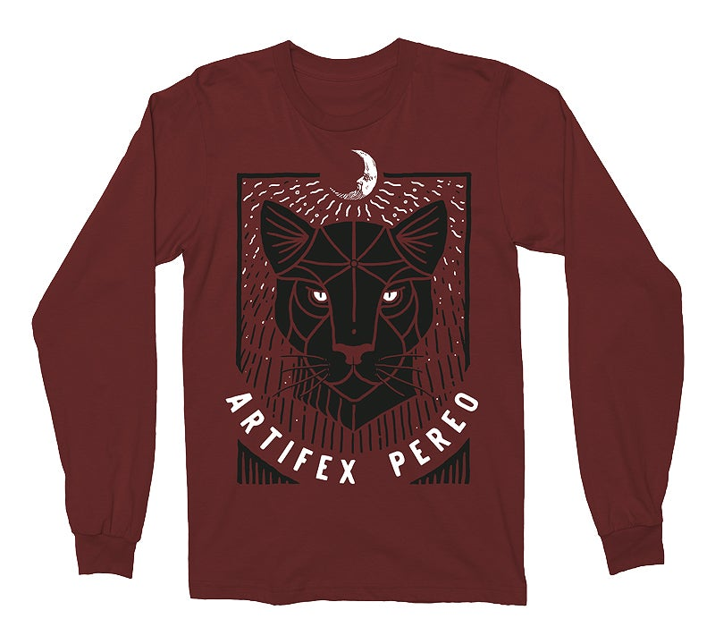 Image of PANTHER LONG SLEEVE SHIRT