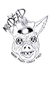 Image of kidDEAD Anarchy Pig tee