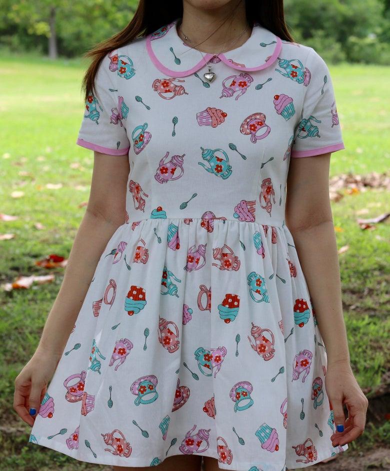 Image of  Caroline Teapot Dress