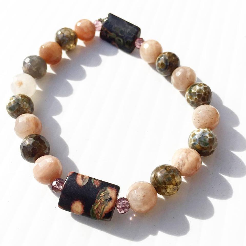 "Image of Ocean Jasper~Working with ""Atlantian Connection"""