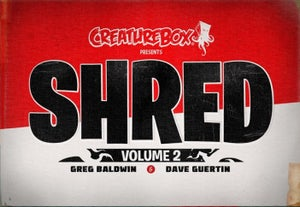 Image of Shred, Volume 2 - Creaturebox