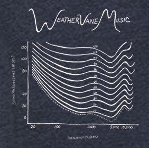 Image of Weathervane Fletcher-Munson T-shirt