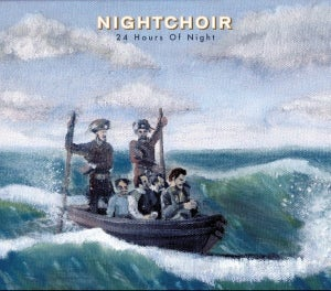 Image of Nightchoir - 24 Hours Of Night CD