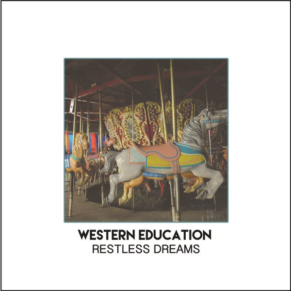 Image of Restless Dreams (CD)