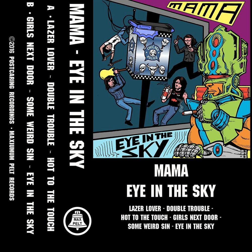 """Image of MP-98 MAMA """"EYE IN THE SKY"""""""