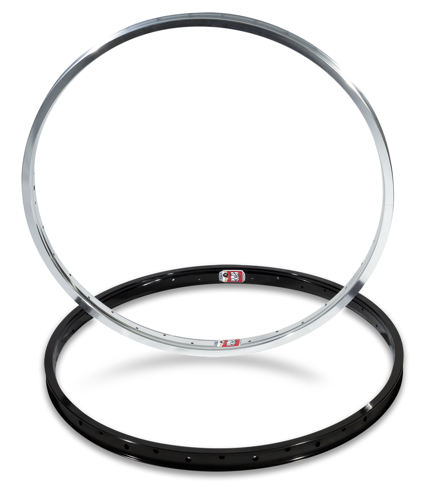 Image of RUFF CAN RIM BLACK
