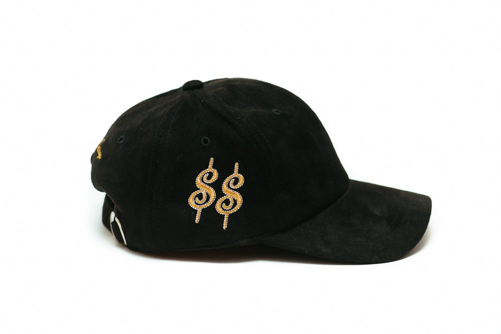 Image of OLD MONEY SUEDE CAP
