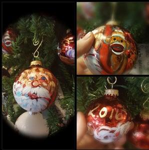 Image of Christmas Ornaments 2016