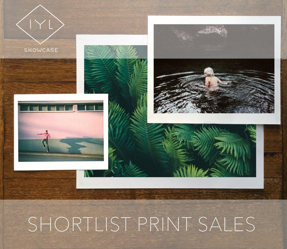 Image of Shortlist Prints - IYL Showcase 2016