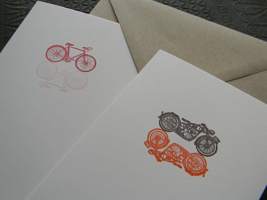 Image of Dos ruedas