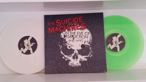 Image of The Suicide Machines-On the Eve of Destruction 2xLP