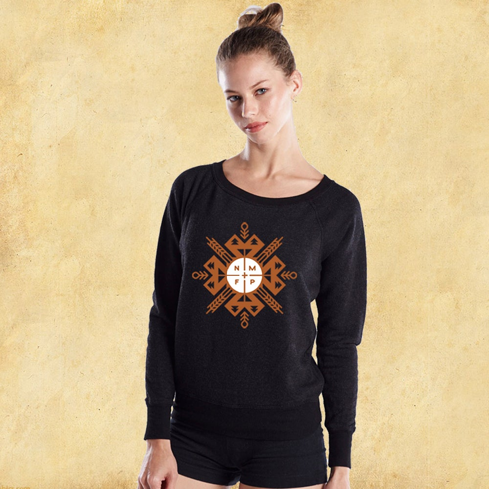 Image of Womens L/S Pendant Sweater