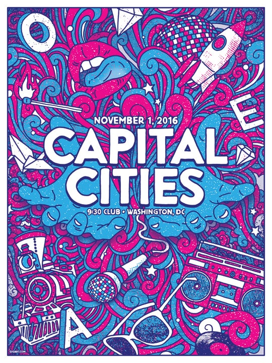 Image of Capital Cities
