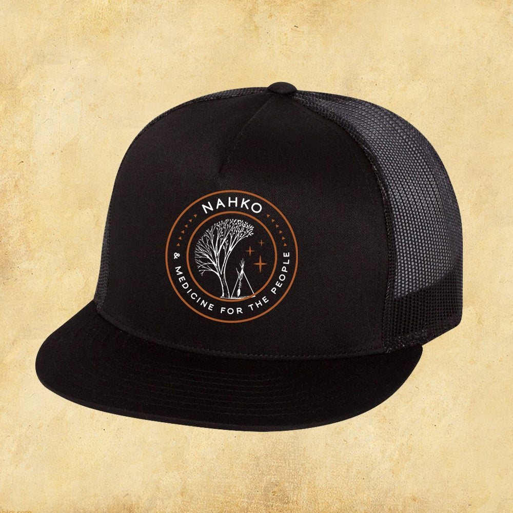 Image of Trucker Snap Back Hat