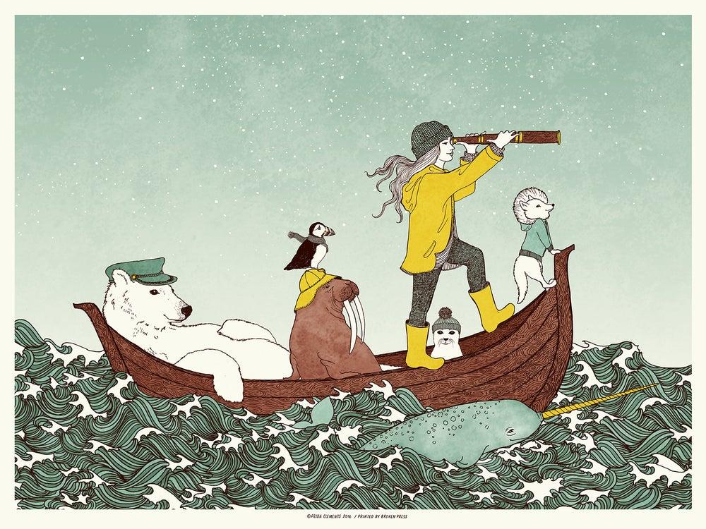 Image of Arctic Adventure Print