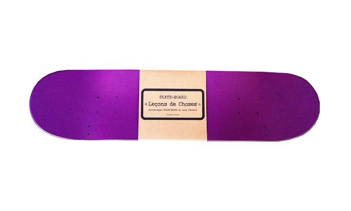 Image of Etagères skate board violine