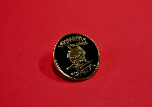 Image of Skull Rider PS Pin
