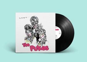 """Image of The Pukes- """"The Revenge of The Pukes"""" BLACK VINYL"""