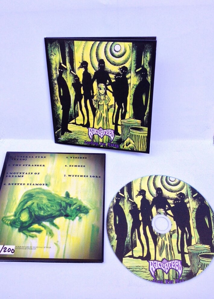 "Image of The Rare Breed - ""Looking For Today"" CD"
