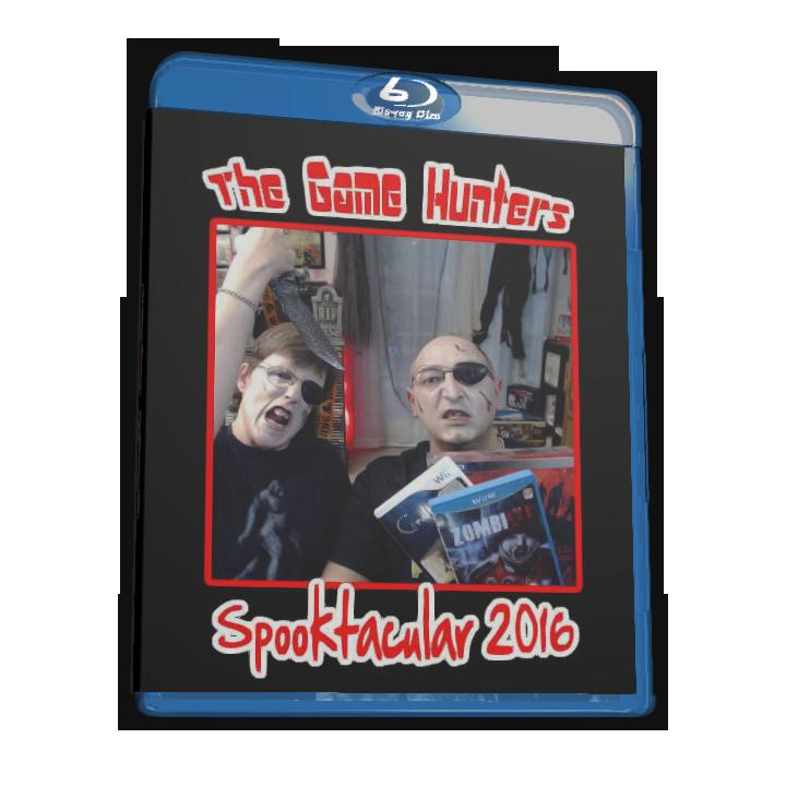 "Image of TGH ""Spooktacular 2016"" Blu-ray"