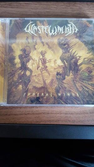 Image of Funeral Winds (debut full length album HARD COPY)