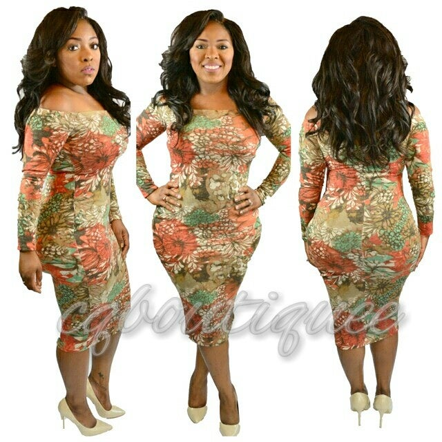 Image of Catch you bodycon dress