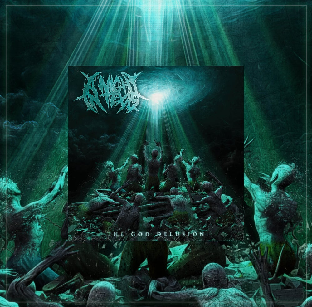 Image of THE GOD DELUSION CD