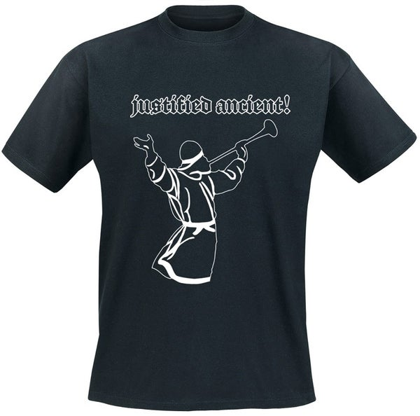 Image of Ancient Methods - Justified Ancient T-Shirt