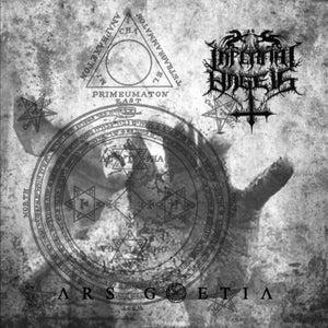 """Image of INFERNAL ANGELS """"Ars Goetia"""" CD/LP"""