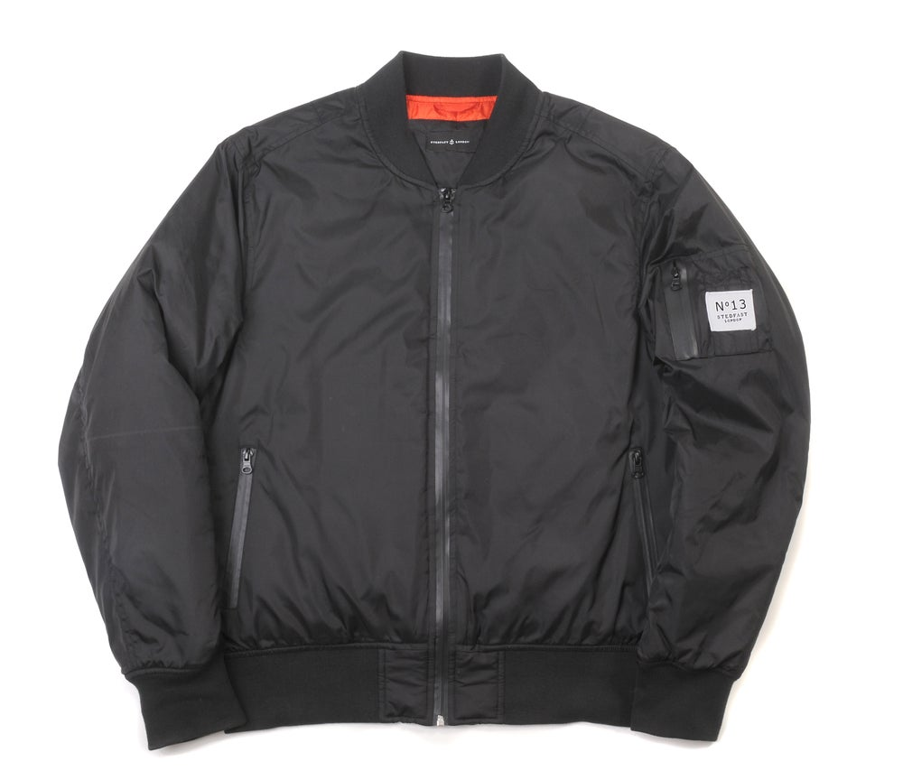 Image of Men's classic Stedfast Bomber jacket