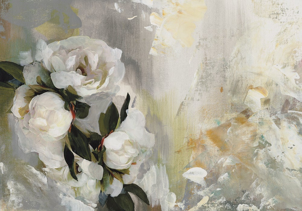 Image of NEW- White Peony #2