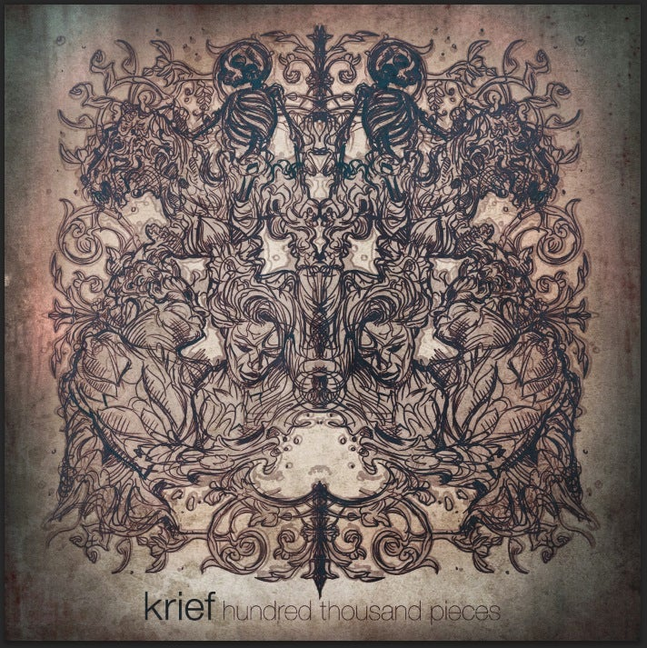 Image of Krief - Hundred Thousand Pieces (CD)