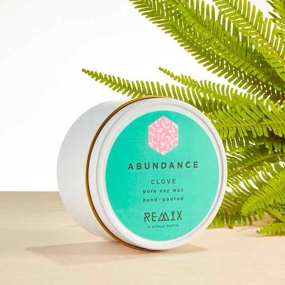 Image of Abundance Candle Tin