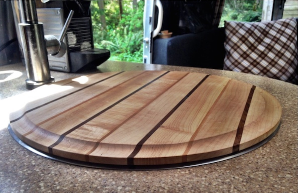 Image of Airstream cutting board