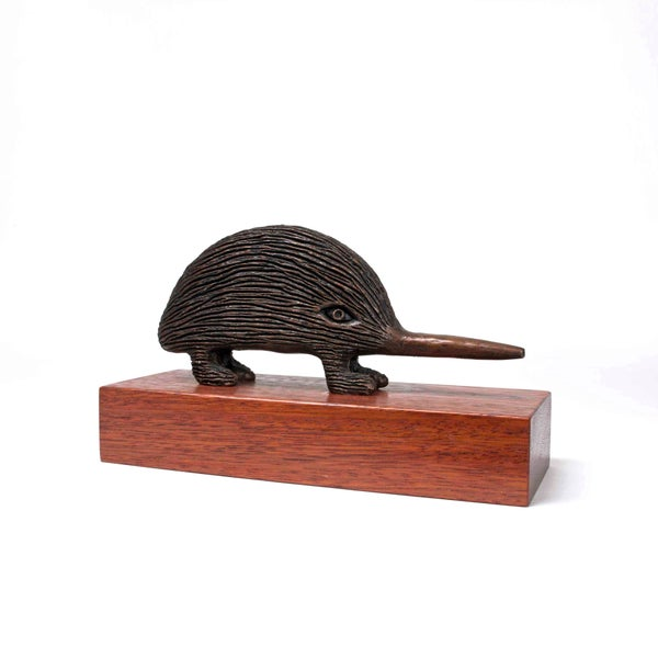 Image of Long Nosed Echidna Bronze