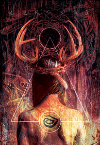 Image of HERETICS - Carcosa Print