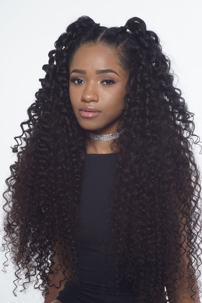Image of MINK BRAZILIAN CURLY