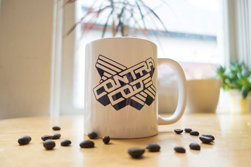 Image of Contra Code Coffee Mug