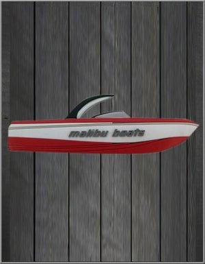 Image of Malibu Magnet (Blue & Red)