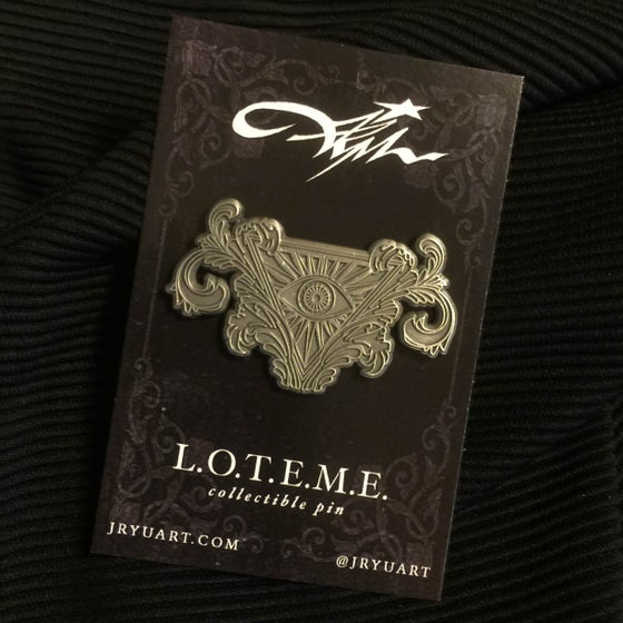 "Image of ""L.O.T.E.M.E."" Collectible Pin"