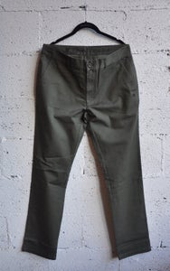 "Image of S&P-""Proper Chino"" Pants (Army Grn.)"
