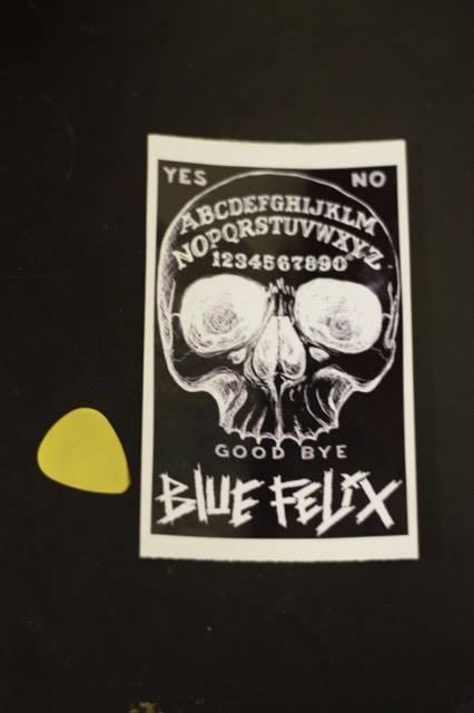 Image of 'Ouija' Sticker