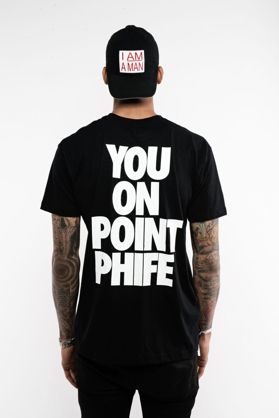 Image of YOU ON POINT PHIFE - Limited Edition